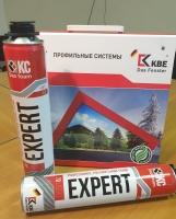 ПЕНА МОНТАЖНАЯ EXPERT KBE 70 (ЛЕТНЯЯ)